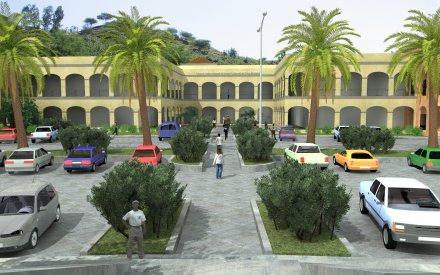Centre Administratif & Socio-Culturel du Cap
